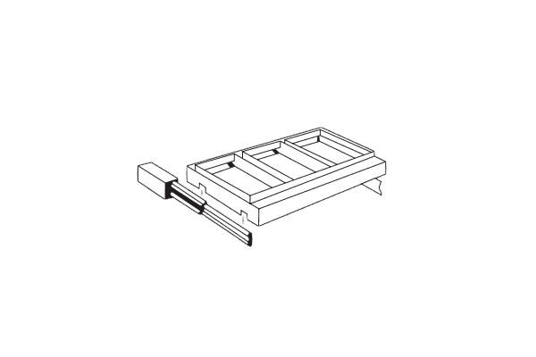 Chubbsafes extendable frame for hanging files size 450  - Free Delivery | SafesStore.co.uk